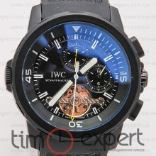 IWC Aquatimer Turbillon