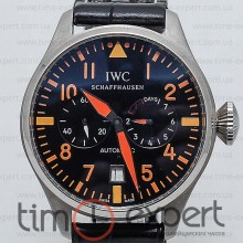 IWC Die Grosse Fliegeruhr Orange