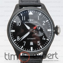 IWC Pilot Top Gun Black