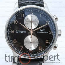 IWC Portuguese Chronograph Write-Black