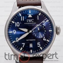 IWC Die Grosse Fliegeruhr Silver-Blue