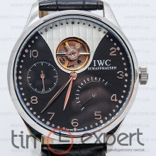 IWC Portuguese Black Turbillon