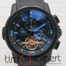 IWC Aquatimer Turbillon Black