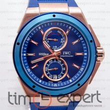 IWC Ingenieur Automatic Gold-Blue