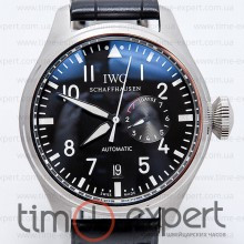 IWC Die Grosse Fliegeruhr Steel-Black