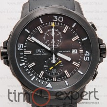 IWC Aquatimer Chronograph Black-Write