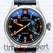 IWC Die Grosse Fliegeruhr Silver-Orange
