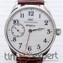 IWC Da Vinci Steel-Write