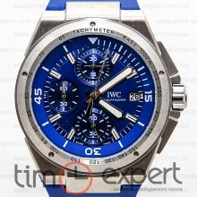 IWC Ingenieur Chronograph Blue