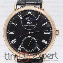 IWC Vintage Collection Black-Gold
