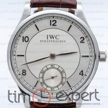 IWC Portuguese Minute Repeater Schaffhausen Silver-Gray