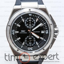 IWC Aquatimer Chronograph Black