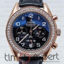 Omega De Ville Chronograph Diamond