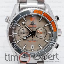 Omega Seamaster Chronograph Steel-Gray