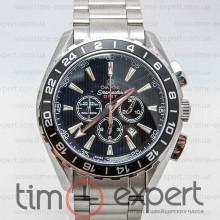 Omega Seamaster Planet Ocean Silver-Black