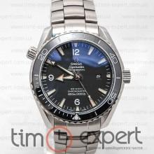 Omega Seamaster Silver Black