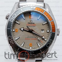 Omega Seamaster Co-Axial Gray-Silver-Steel