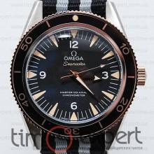 Omega Seamaster 300 Spectre Black