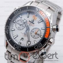 Omega Seamaster Planet Ocean Chronograph Gray/Silver/Gray