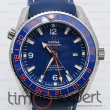 Omega Seamaster GMT Blue