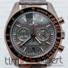 Omega Speedmaster Chronograph Moonwatch Gray