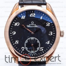 Omega Seamaster Aqua Terra XXL Small Seconds Gold-Black
