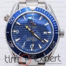 Omega Seamaster Automatic 007 Blue-Silver
