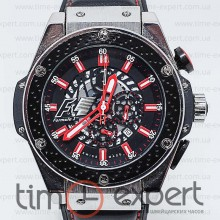 Hublot King Power F1 Silver-Black