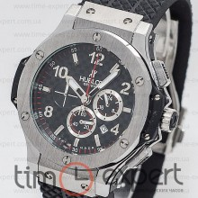 Hublot Big Bang Chronograph Silver-Black