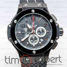 Hublot Big Bang Chronograph Black Red line