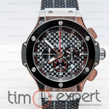 Hublot Big Bang Chronograph Black-Steel