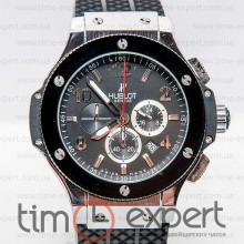 Hublot Big Bang Chronograph Black-Silver
