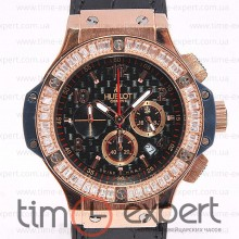 Hublot Big Bang Tutti Frutti Black-Gold-Black