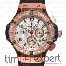 Hublot Big Bang Tutti Frutti Gold-Black-Write