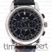 Patek Philippe Grand Comlications Steel-Black