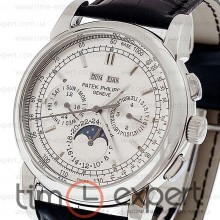 Patek Philippe Grand Comlications Steel-Write