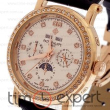 Patek Philippe Perpetual Calendar Diamond