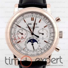 Patek Philippe Grand Complications Gold-Write