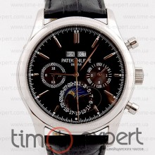 Patek Philippe Grand Complications Steel-Black