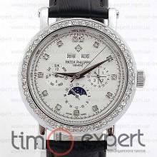 Patek Philippe Perpetual Calendar Diamond Write