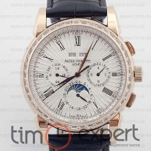 Patek Philippe Grand Complications Diamond Gold-Write