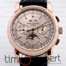 Patek Philippe Grand Comlications Gold-Black-Gold