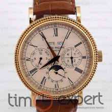 Patek Philippe Complication Gold-Brown
