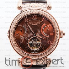 Patek Philippe Grandmaster Gold-Brown