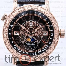 Patek Philippe Sky Moon Black