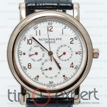 Patek Philippe World Time Gold-Write