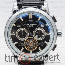 Patek Philippe Turbillon Steel-Black