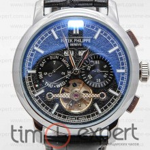 Patek Philippe Turbillon Silver-Black