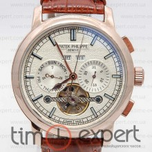 Patek Philippe Turbillon Gold-Brown