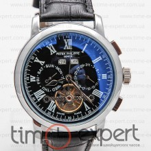 Patek Philippe Turbillon Black-Steel